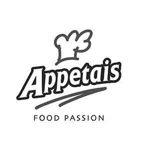 Logo Appetais Italia - Food Passion